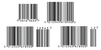 About Barcodes - EAN retail barcodes