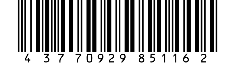 ITF example barcode US